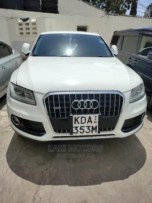 Audi Q5 2013 2.0T Premium AWD Quattro White   Cars for sale in Mombasa, Mombasa CBD