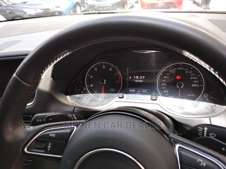 Audi Q5 2013 White   Cars for sale in Mombasa CBD, Mombasa, Kenya