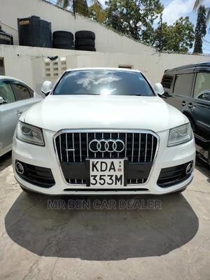 Audi Q5 2013 White | Cars for sale in Mombasa, Mombasa CBD