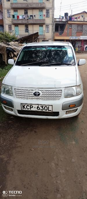 Toyota Succeed 2010 White | Cars for sale in Nyeri, Karatina Town