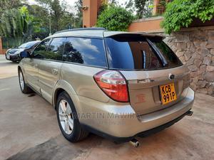 Subaru Outback 2008 Gold   Cars for sale in Nairobi, Karen