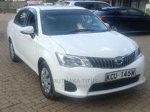 Toyota Axio 2012 1.5 G 2WD White | Cars for sale in Nairobi, Ridgeways
