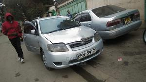 Toyota Fielder 2010 Silver | Cars for sale in Nairobi, South B