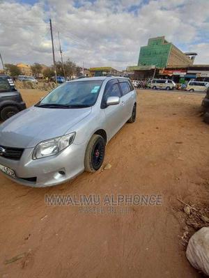 Toyota Fielder 2010 Silver | Cars for sale in Machakos, Mwala