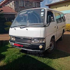 Nissan Urvan QD 32 Diesel Engine Manual Gear 4wd School Bus | Buses & Microbuses for sale in Nairobi, Parklands/Highridge