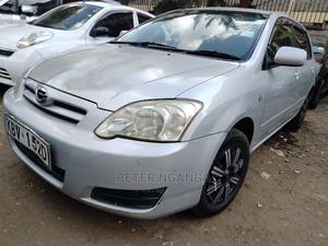 Toyota Corolla RunX 2006 Silver | Cars for sale in Nairobi, Nairobi Central