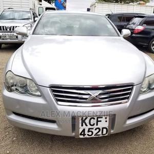 Toyota Mark X 2008 Silver   Cars for sale in Nairobi, Parklands/Highridge