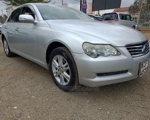 Toyota Mark X 2008 Silver   Cars for sale in Nairobi, Westlands