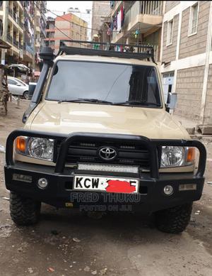 Toyota Land Cruiser 2013 4.0 V6 GX Beige | Cars for sale in Nairobi, Nairobi South