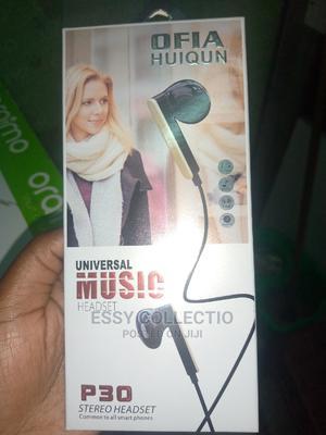Ofia Huiqun P30   Headphones for sale in Nairobi, Nairobi Central