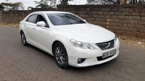 Toyota Mark X 2010 2.5 AWD White | Cars for sale in Nairobi, Woodley/Kenyatta Golf Course