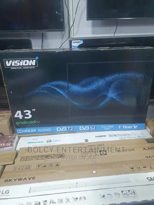 Vision Plus 43inch Smart Android Tv | TV & DVD Equipment for sale in Nairobi, Nairobi Central