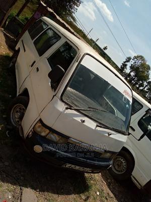 Nissan Matatu White | Buses & Microbuses for sale in Nairobi, Karen