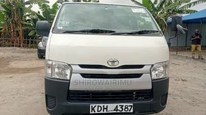 Toyota Hiace 2014 Model 3000cc Automatic Diesel | Buses & Microbuses for sale in Nairobi, Nairobi Central