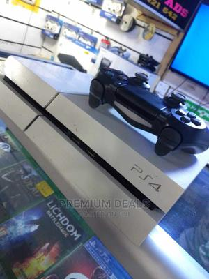 Ps4 White Colour   Video Game Consoles for sale in Nairobi, Nairobi Central