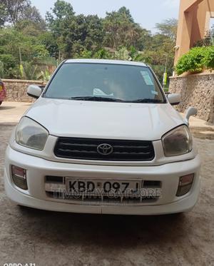 Toyota RAV4 2001 White | Cars for sale in Nairobi, Ridgeways