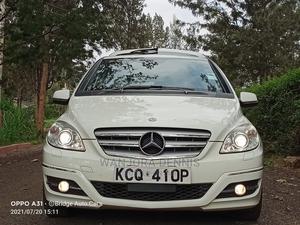 Mercedes-Benz B-Class 2012 White | Cars for sale in Kiambu, Kiambu / Kiambu