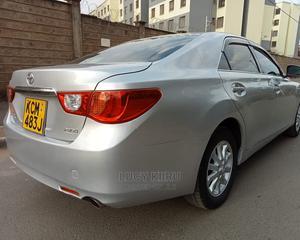 Toyota Mark X 2011 Silver | Cars for sale in Nairobi, Kahawa
