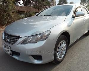 Toyota Mark X 2011 Silver | Cars for sale in Nairobi, Nairobi Central