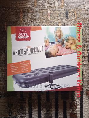 Inflatable Airbeds + Pump Combo   Camping Gear for sale in Nairobi, Karen
