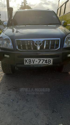 Toyota Land Cruiser Prado 2008 3.0 D-4d 3dr Blue | Cars for sale in Nairobi, Ruai