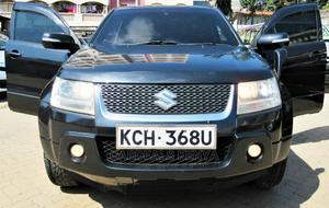 Suzuki Escudo 2009 Black | Cars for sale in Mombasa, Mombasa CBD
