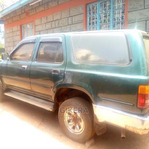 Toyota Hilux Surf 1996 2.7 SSR Green | Cars for sale in Kiambu, Ruiru