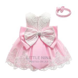 Pink Baby Dress | Children's Clothing for sale in Nairobi, Nairobi Central