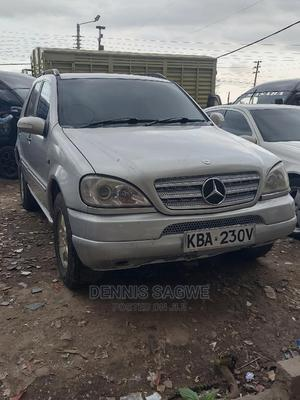 Mercedes-Benz M Class 2001 Silver   Cars for sale in Nairobi, Nairobi Central