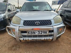 Toyota RAV4 2004 Silver | Cars for sale in Nairobi, Nairobi Central