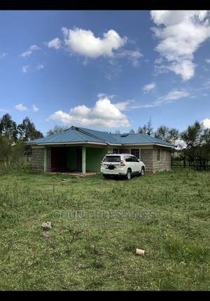 1/2acre With New/Unoccupied 3bedroom Master en Suit Mansion | Land & Plots For Sale for sale in Nyandarua, NjabiniKiburu