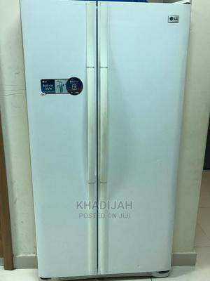 Double Door LG Fridge -580 Liters | Kitchen Appliances for sale in Nairobi, Kilimani