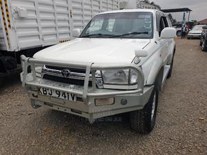 Toyota Hilux Surf 2007 White | Cars for sale in Nairobi, Ridgeways