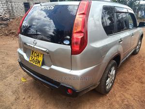 Nissan X-Trail 2009 2.0 Petrol XE Silver | Cars for sale in Nakuru, Nakuru Town East
