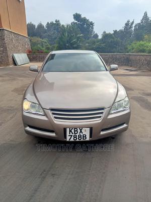 Toyota Mark X 2006 2.5 RWD Gold | Cars for sale in Nairobi, Ridgeways