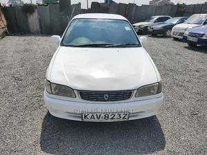 Toyota Corolla II 1999 White | Cars for sale in Nairobi, Umoja