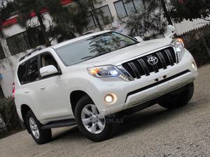 Toyota Land Cruiser Prado 2014 White   Cars for sale in Nairobi, Woodley/Kenyatta Golf Course