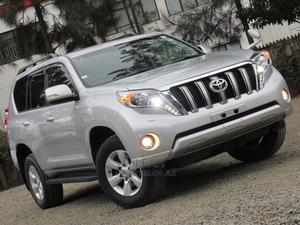 Toyota Land Cruiser Prado 2014 Silver | Cars for sale in Nairobi, Woodley/Kenyatta Golf Course