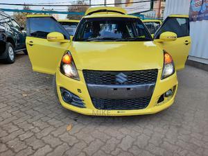 Suzuki Swift 2012 Yellow | Cars for sale in Nairobi, Kilimani