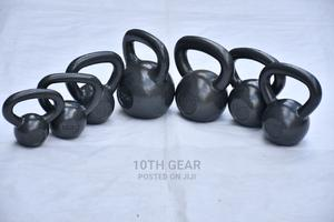 KETTLEBELLS IRON Gym Kettlebells | Sports Equipment for sale in Nairobi, Nairobi Central