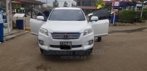Toyota Vanguard 2011 White | Cars for sale in Nairobi, Lavington
