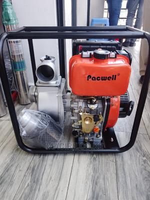 "PACWELL 3""Inch Diesel Water Pump | Plumbing & Water Supply for sale in Nairobi, Nairobi Central"