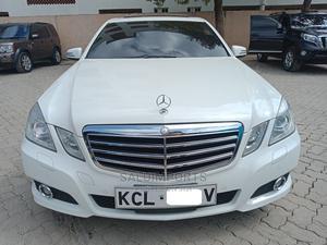 Mercedes-Benz E300 2011 White   Cars for sale in Nairobi, Woodley/Kenyatta Golf Course
