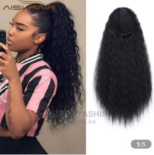 Drawstring Ponytail Extensions   Hair Beauty for sale in Nairobi, Kasarani