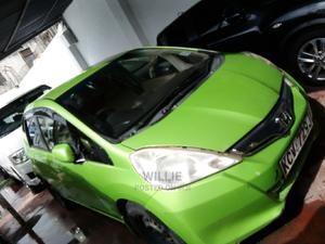 Honda Fit 2012 Green | Cars for sale in Mombasa, Tudor