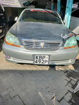 Toyota Mark II 2004 2.0 AWD Silver   Cars for sale in Mombasa, Mombasa CBD