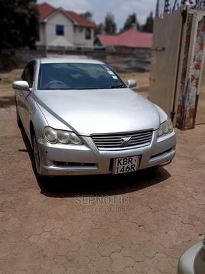 Toyota Mark X 2005 White | Cars for sale in Kiambu, Ruiru