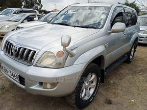 Toyota Land Cruiser Prado 2007 Silver | Cars for sale in Nairobi, Nairobi Central