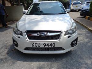 Subaru Impreza 2011 1.5 White | Cars for sale in Nairobi, Nairobi Central