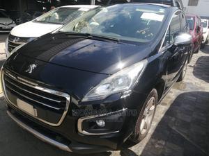 Peugeot 3008 2015 Black | Cars for sale in Mombasa, Mvita